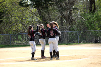 RBR G Varsity Softball vs Holmdel