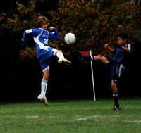 Boys Soccer vs Freehold