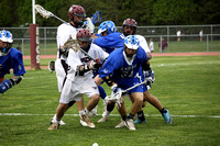 RBR Boys Lacrosse vs Shore